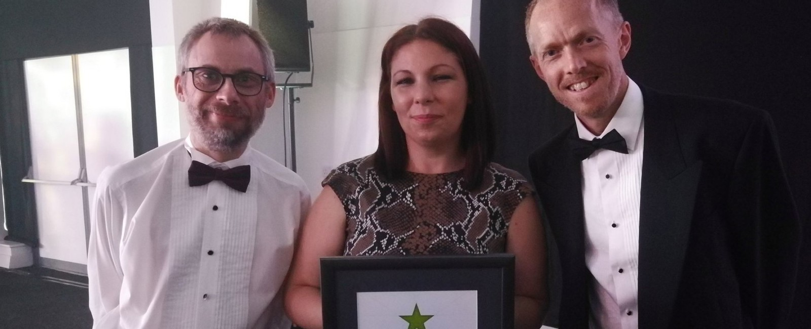 Valuing disabled people at Kent's biggest business awards